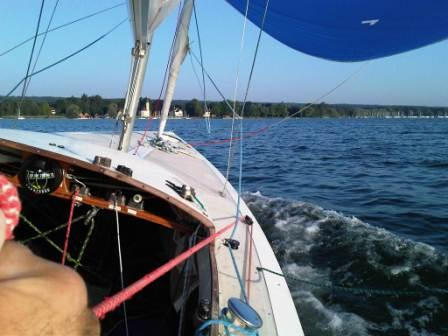 Suedwind am Ammersee